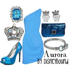 Disney Clothes Aurora I love that they have Sleeping Beauty in blue this time!