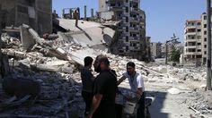 DERUWA: USA und Türkei erwägen Flugverbotszone über Syrien...