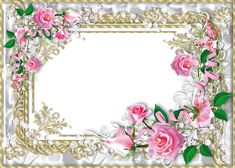 Photo-Frame-Delicate-Roses.png (1280×914)