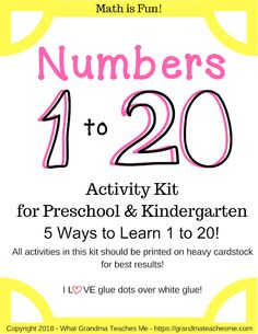 The educational printables make an entire preschool curriculum. They are perfect for homeschooling, daycares, and after-school programs. Preschool Workbooks, Preschool Curriculum, Preschool Printables, Preschool Kindergarten, Toddler Preschool, Learning Activities, Preschool Activities, Homeschooling, Teaching Time