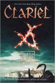 Clariel: The Lost Abhorsen: Garth Nix:  Release Date in October
