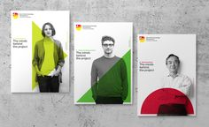 Cambridge University, NWCD Place Brand Identity. Created at Bostock+Pollitt. Simon Anderson is a multidisciplinary designer, creative director, and founder of Make Lab, a design studio based in London working in brand identity, design and art direction. www.simon-anderson.co.uk | www.make-lab.co.uk Identity Card Design, Brand Identity, Branding Design, Flyer Design, Design Show, Print Design, Graphic Design, Layout Design, Design Art