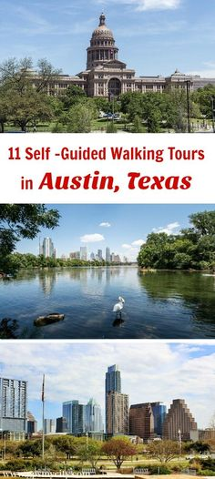 Follow these 11 expert designed self-guided walking tours in Austin, Texas to explore the city on foot at your own pace.  Each walk comes with a detailed tour map and together they are the perfect Austin city guide for your trip.
