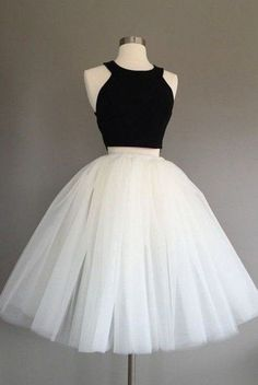 Ivory Tulle Skirt – light ivory tulle skirt, Adult Bachelorette Tutu- ivory adult tutu, white adult tulle skirt – Beading and Clothes Two Piece Homecoming Dress, Cute Homecoming Dresses, Prom Dresses Two Piece, Grad Dresses, Cheap Prom Dresses, Dresses For Teens, Sexy Dresses, Summer Dresses, Wedding Dresses