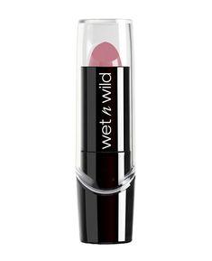 Hot Pink Lipsticks, Best Lipsticks, Lipstick Colors, Lip Colors, Best Lipstick Brand, Best Drugstore Lipstick, Lipstick Brands, Drugstore Beauty, Wet N Wild Lipstick
