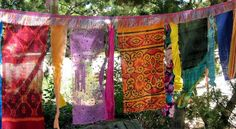 bohemian party ideas | ... Bohemian Flags-6 | Green Toys, Gifts & Party Supplies at Green Party