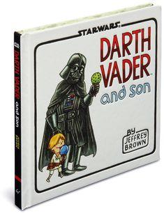 ThinkGeek :: Darth Vader and Son