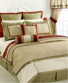 King Comforter Sets With Matching Curtains California King