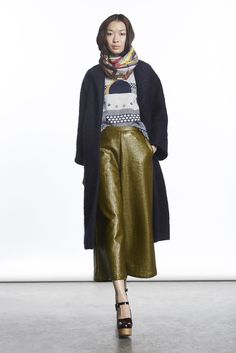 Rachel Comey - Fall 2015 Ready-to-Wear -