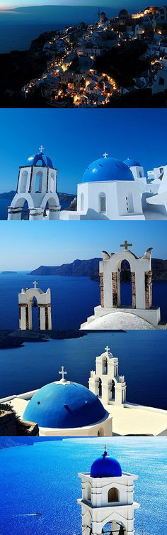 definitely in my top 10 list of places to go - Santorini, Greece #greece #santorini #travel #places