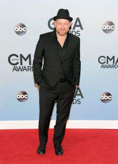 CMA Awards 2013: Red Carpet Arrivals Kristian Bush of Sugarland