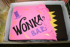 Wonka bar cake Farm Cake, Home Meals, Lush Garden, Hens, Bread Baking, Indoor Plants, Cakes, Bar, Handmade