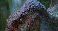 "- That's a Tyrannosaurus. It sounds b i g g e r "" Jurassic Park III"