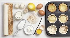 Rezept aus der Tante Fanny Kochwerkstatt: Pasteis De Nata