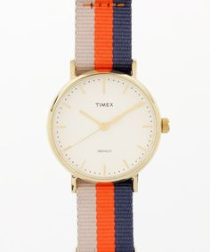BEAMS BOY(ビームスボーイ)のTIMEX / Weekender Fairfield 37mm(腕時計)|オレンジ