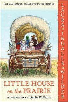 Little House on the Prairie - Ms. Ludwig