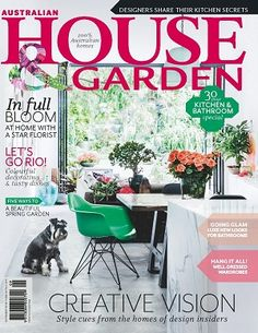 @HOUSEnGARDEN #magazines #2016 #covers #design #homes #interiors #style #recipes