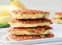 Brunch, Finger Foods, Parmesan, Quiche, Sandwiches, Robot, Zucchini Fritters, Cooking Recipes, Almond Flour
