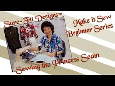 Tutorial 10 Beginning Sewing Series Make it Sew – Sewing Princess Seams ...