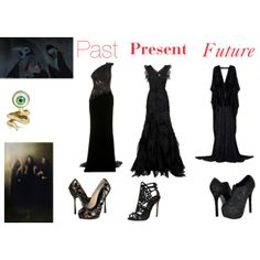 """The Fates"" by mckenzie-mh on Polyvore"