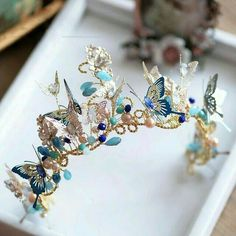 Bridal Crown, Bridal Tiara, Bridal Headpieces, Cute Jewelry, Hair Jewelry, Fashion Jewelry, Jewlery, Wedding Hair Accessories, Jewelry Accessories