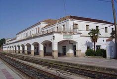 Estación de Valencia de Alcántara