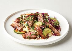 Free ganesh's ginger soy beef recipe. Try this free, quick and easy ganesh's ginger soy beef recipe from countdown.co.nz. Beef Recipes, Cooking Recipes, Healthy Recipes, Diabetic Recipes, Healthy Food, Tomato Relish, Beef Salad, Sweet Chilli Sauce, Sirloin Steaks