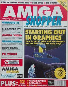 Amiga Shopper Magazine 2/92