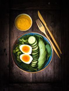 Avocado Egg, Eggs, Breakfast, Food, Green, Salads, Morning Coffee, Essen, Egg