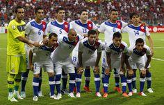 Alexis Sanchez, Claudio Bravo, Fifa, Soccer, Football, Sports, Venezuela, June, History