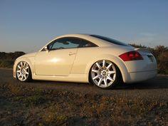 Bentley rims on a Mk.1 TT