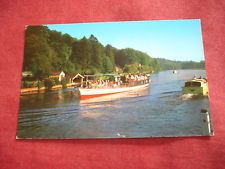 VINTAGE OXFORDSHIRE: HENLEY ON THAMES Pleasure boat Nuneham colour