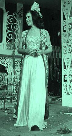 Desire Rolando Miss Venezuela 1973..