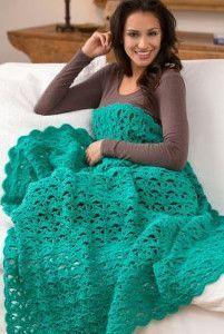 AllFreeCrochetAfghanPatterns - 100s of Free Crochet Afghan Patterns