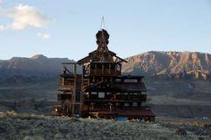 Smith Mansion Yellowstone