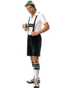 Mens costume: Beer Guy Costume $59.50  #menscostumes #beercostume