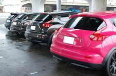 Nissan Jukes