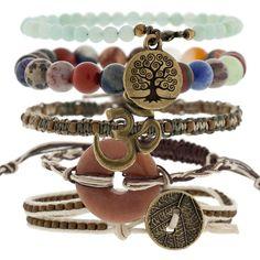 hippie jewelry | Hippie Chic Bracelets | Crafts/Jewelry