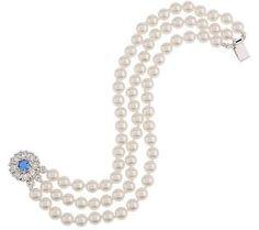 Jacqueline Kennedy Pearl Bracelet