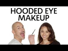 Eye Makeup Tips.Smokey Eye Makeup Tips - For a Catchy and Impressive Look Makeup For Green Eyes, Blue Eye Makeup, Eye Makeup Tips, Makeup Videos, Hooded Eye Makeup Tutorial, Eye Tutorial, Eyebrow Tutorial, How To Do Eyeshadow, Makeup Eyeshadow