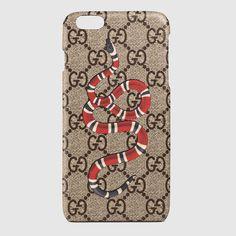 Snake print iPhone 6 Plus case