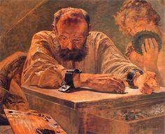 Wytchnienie, 1899