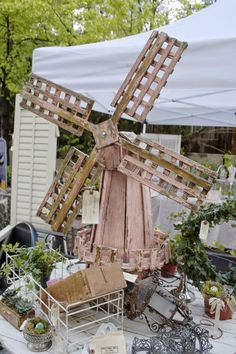 Inspiration~ Flea Market  -  It's Saturday- so that means random Saturday post time.   I thought I would share a few photos of some of the inspiration that caught m...