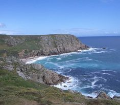 Situated between Porthcurno and Porthgwarra and around three miles from Lands End on Cornwall's far south west coast is the south facing Porthchapel Beach.…