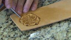 Springfield Leather Company Helpful Hints: How to Use a Pro Petal Tool https://www.youtube.com/watch?v=pjy_ELtGUJU