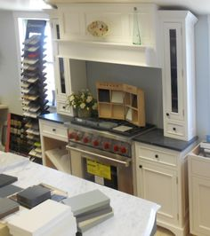 Cabinet & Countertop Display Marine Home Center 134 Orange Street Nantucket, MA 02554