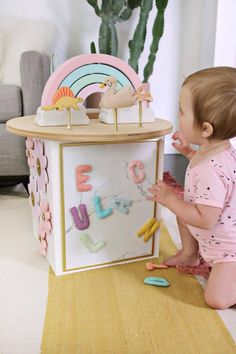 60 ideas baby diy room kid activities for 2019 Toddler Toys, Baby Toys, Infant Activities, Activities For Kids, Diy Busy Board, Diy Love, Activity Centers, Activity Board, Baby Kind