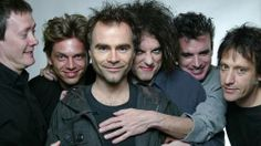 The Cure + Ross Robinson
