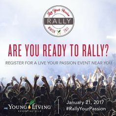 Young Living Rally S