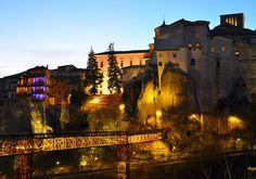 Cuenca - http://www.rantapallo.fi/tutustu-unesco-kohteisiin-junalla/